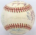 1978 Mets  Team Ball 8