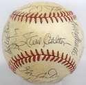 1980 NL All Stars  Team Ball 8.5