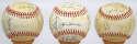 1984 Braves  Team Ball (lot of 6) 8