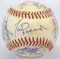 1982 Dodgers  Team Ball 9.5