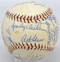 1983 Tigers  Team Ball 9