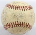 1985 Cardinals  Team Ball 8