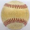 1985 Cardinals  Team Ball 7