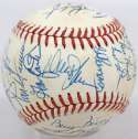 1985 Mets  Team Ball 9.5