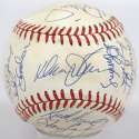 1987 Mets  Team Ball 9.5