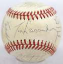 1988 Dodgers  Team Ball 8