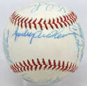 1988 Tigers  Team Ball 9