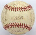 1991 Braves  Team Ball 7