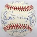 1993 Mets  Team Ball 9.5