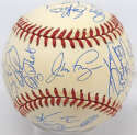 1994 NL All Stars  Team Ball 9 (ONL White)