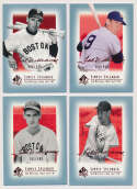 2003 SP Authentic Simply Splended Ted Williams  Complete Set (30 pcs, 340/406) Nm-Mt