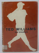 Book  Williams, Ted Signed 1962 Book 9.5
