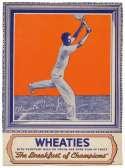 1935 Wheaties  Vines Ex