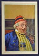 1896 American Tobacco Company  High Quality Framed 17x14 Litho