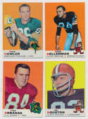 1969 Topps  129 different Ex-Mt/NM