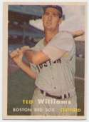 1957 Topps 1 Williams Ex-Mt