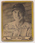 1940 Play Ball 73 Bucky Walters 9