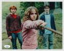 8 x 10  Watson, Emma (Harry Potter image) 9.5 JSA LOA (CARD)