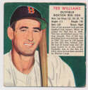 1952 Red Man No Tab 23.1 Ted Williams Good