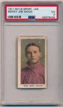 1911 M116 Sporting Life 321 Joe Wood PSA 3