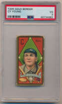 1911 T205 212 Young PSA 3