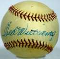 Lot #784   # Ted Williams (lot of 4)