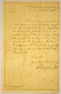 Lot #10  Document  Washington, George (1778) Cond: 9