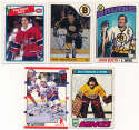 Lot #971    Lot of Approximately 1,300 Signed Hockey Cards w/100+ Stars