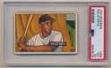 Lot #17 1951 Bowman # 305 Willie Mays RC Cond: PSA 3.5