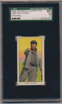Lot #95 1909 T206  Lajoie (throwing) Cond: SGC 5