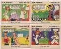 Lot #695 1935 R48 Film Funnies  Complete Set (24) Cond: Ex-Mt/NM