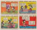 Lot #696 1935 R89 Mickey Mouse  Complete Set (120) + extras