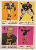 Lot #775 1959 Topps  Complete Set Cond: VG-Ex