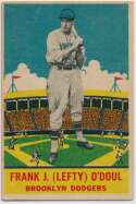 Lot #179 1933 DeLong # 10 Lefty O'Doul Cond: VG-Ex/Ex
