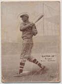 Lot #194 1934 Batter Up # 1 Berger Cond: Good