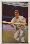 Lot #496 1953 Bowman Color # 9 Rizzuto Cond: GVG ctd