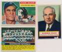 Lot #613 1956 Topps  293 different w/some stars Cond: VG-Ex/Ex