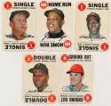 Lot #902 1968 Topps Game  Complete Set Cond: Ex-Mt/NM