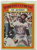 Lot #974 1972 Topps # 310 Clemente IA Cond: NM
