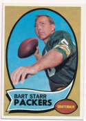 Lot #1292 1970 Topps # 30 Starr Cond: Ex-Mt+