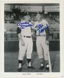 Lot #212  8 x 10  Mantle/Musial Cond: 9.5