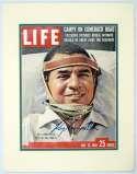 Lot #407  Life Magazine  Campanella, Roy Signed Life Magazine Cond: 9.5