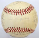 Lot #826 1986 Red Sox  Team Ball Cond: 8