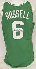 Lot #878  Jersey  Russell, Bill Cond: 9