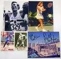 Lot #913    Multi-Sport HOF/Star Athletes Signed Photo Lot (13 pcs)