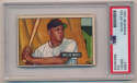 Lot #12 1951 Bowman # 305 Willie Mays RC Cond: PSA 2.5