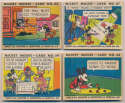 Lot #30 1935 R89 Mickey Mouse  Complete Set (96 cards)