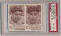 Lot #108 1941 Double Play # 634 DiMaggio/Keller Cond: PSA 6