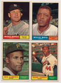 Lot #378 1961 Topps  Complete Set Cond: NM