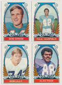 Lot #540 1972 Topps  Complete Set Cond: NM